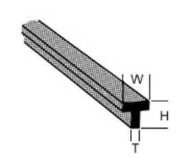 Krick T 1 T Profil Abs 10 Stuck Kr 190081