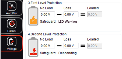 Two Levels of Low Voltage Protections
