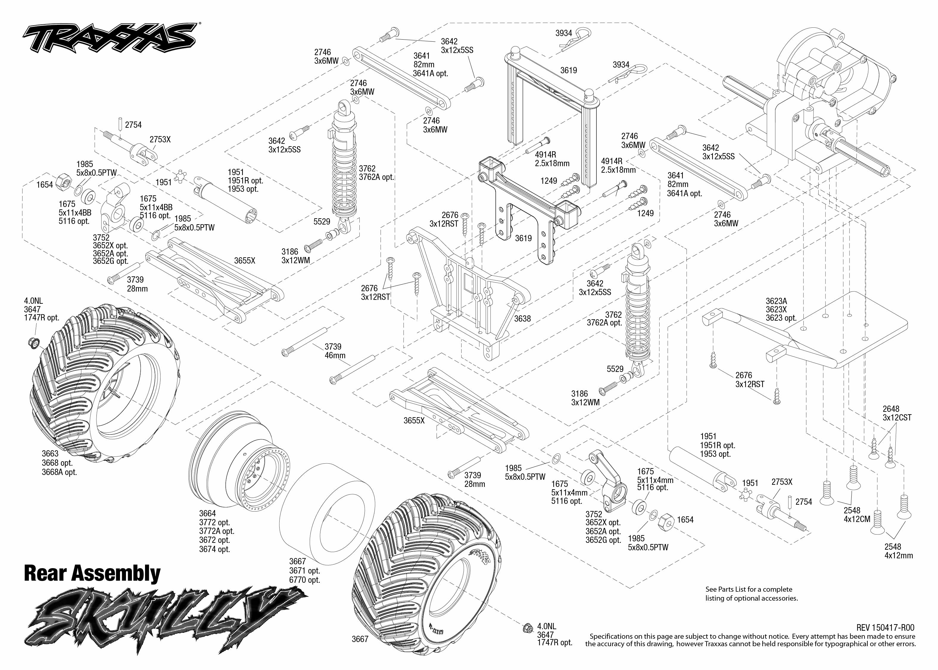 Tiger Helicopter Diagram Wiring Diagrams Parts Traxxas Craniac Rtr Xl 5 Trx36094 1 Jet Engine